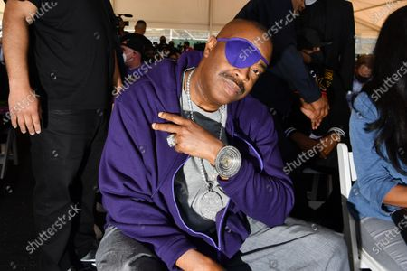Stock Picture of Slick Rick