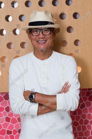 Editorial photo of 2021 South Beach Wine & Food Festival - Chef Morimoto Portrait Session, Miami, United States - 19 May 2021