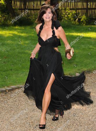 Editorial image of The Raisa Gorbachev Foundation Fifth Annual Gala Dinner, Stud House, Hampton Court, London, Britain - 05 June 2010