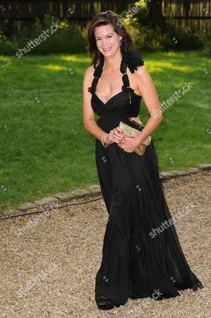Editorial picture of The Raisa Gorbachev Foundation Fifth Annual Gala Dinner, Stud House, Hampton Court, London, Britain - 05 June 2010