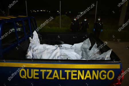 Editorial picture of Seven inmates beheaded in jail in western Guatemala, Cantel - 20 May 2021