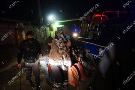 Editorial image of Seven inmates beheaded in jail in western Guatemala, Cantel - 20 May 2021