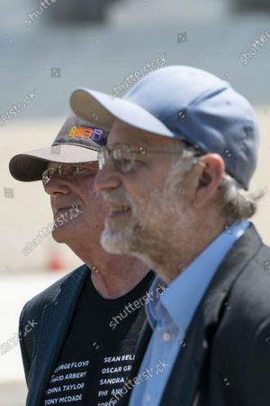 Editorial image of Ben & Jerry's Co-founders Hold News Conference on Police Reform, Washington DC, USA - 20 May 2021