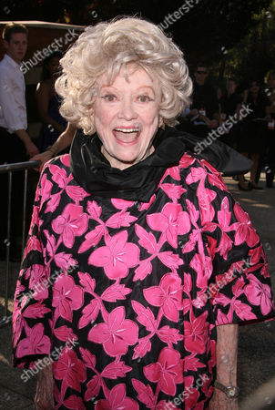 Stock Picture of Phyllis Diller