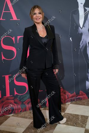 Stock Image of Ivonne Reyes attends 'La Estilista' presentation at Wellington Hotel