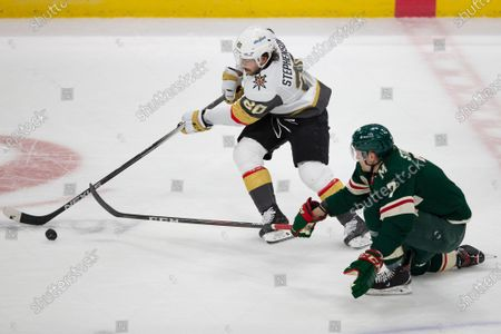 Editorial picture of Knights Wild Hockey, St. Paul, United States - 20 May 2021