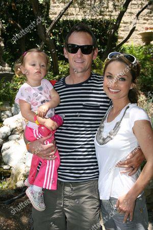 Jade, Todd Thompson and Giada De Laurentiis