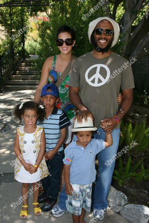 Ziggy and Orly Marley with family