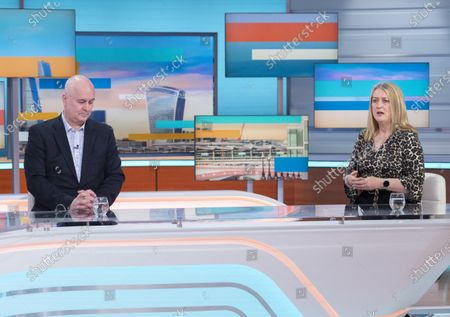 Editorial picture of 'Good Morning Britain' TV Show, London, UK - 21 May 2021