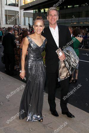 Cari Modine and Matthew Modine