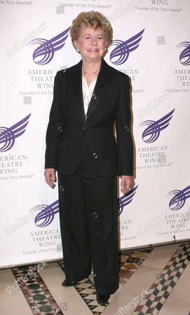 Editorial photo of American Theatre Wing's 2010 Spring Gala, New York, America - 07 Jun 2010