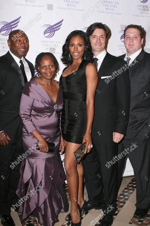 Editorial picture of American Theatre Wing's 2010 Spring Gala, New York, America - 07 Jun 2010