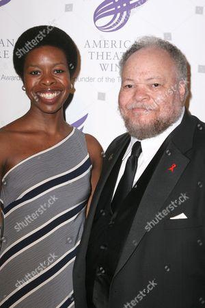 Roslyn Ruff and Stephen McKinley Henderson
