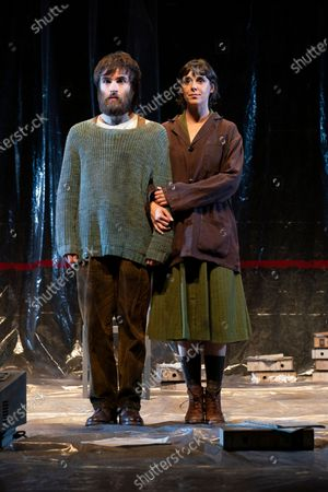 Editorial picture of Performance of the play 'The Pillow Man', Madrid, Spain - 20 May 2021