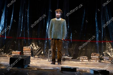 Editorial photo of Performance of the play 'The Pillow Man', Madrid, Spain - 20 May 2021