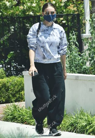 Editorial picture of Rooney Mara out and about, Los Angeles, California, USA - 20 May 2021
