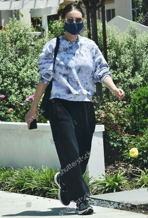 Editorial photo of Rooney Mara out and about, Los Angeles, California, USA - 20 May 2021