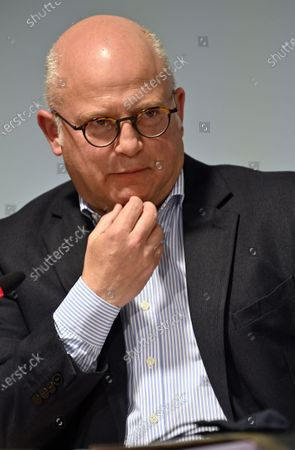 Editorial picture of Politics Walloon Government Press Conference Recovery Plan, Jambes, Belgium - 21 May 2021