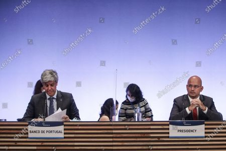 Editorial photo of Informal Economic and Finance Ministers Meeting in Lisbon, Portugal - 21 May 2021