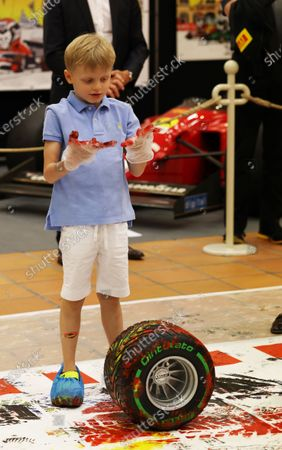 Prince Jacques of Monaco
