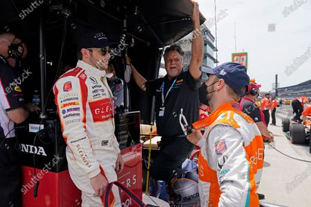 Editorial picture of IndyCar Indy 500 Auto Racing, Indianapolis, United States - 21 May 2021