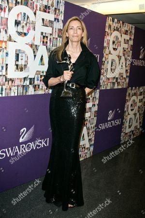 Stock Image of Tonne Goodman, fashion director, Vogue