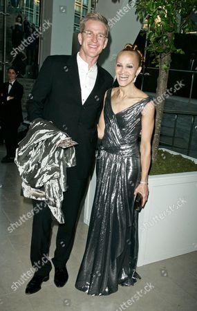 Stock Photo of Matthew Modine and Cari Modine