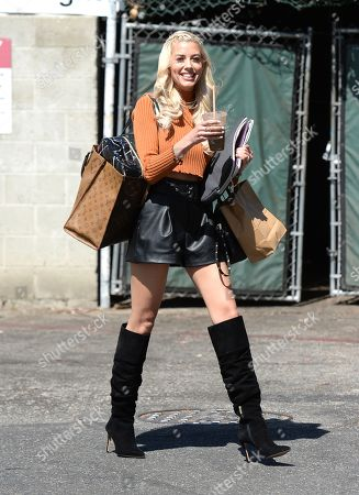 Editorial image of Heather Rae Young out and about, Los Angeles, California, USA - 21 May 2021
