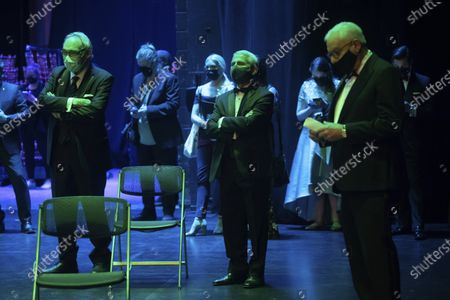 Editorial picture of Kennedy Center Honors, Washington, United States - 21 May 2021