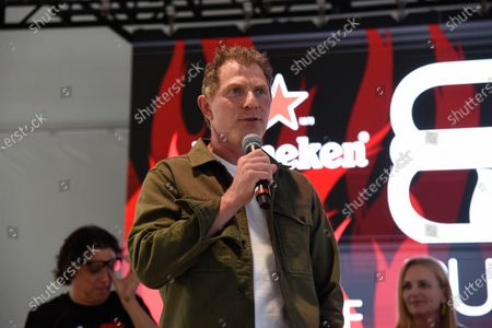 Chef Bobby Flay attends Burger Bash at the 20th South Beach Wine and Food Festival in Miami Beach, Florida, USA - 21 May 2021