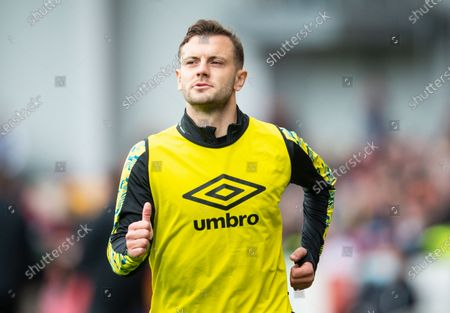 Stock Picture of Jack Wilshere of Bournemouth warms up