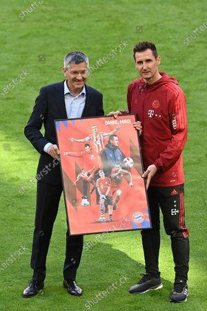 Editorial image of FC Bayern Munich vs FC Augsburg, Germany - 22 May 2021