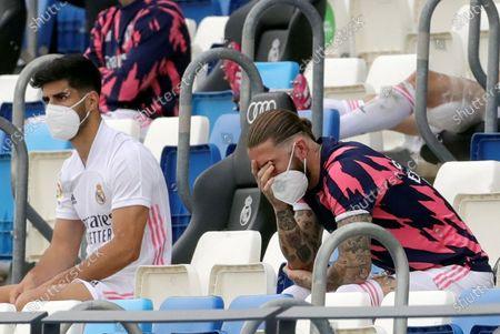 Editorial photo of Real Madrid vs Villarreal CF, Spain - 22 May 2021