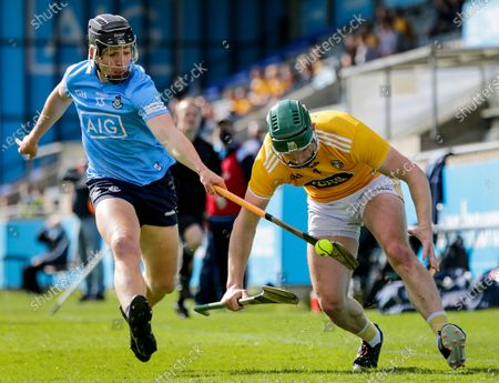 Editorial image of Allianz Hurling League Division 1 Group B, Parnell Park, Dublin - 22 May 2021
