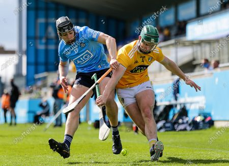 Editorial photo of Allianz Hurling League Division 1 Group B, Parnell Park, Dublin - 22 May 2021