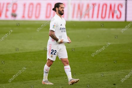 Stock Image of Isco Alarcon of Real Madrid