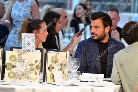 Pauline Ducruet and boyfriend