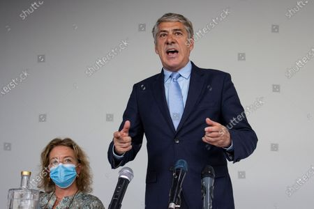 Editorial image of Former Prime Minister Jose Socrates Presents His Book, Porto, Portugal - 22 May 2021