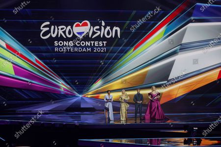 Editorial picture of Grand Final - 65th Eurovision Song Contest, Rotterdam, Netherlands - 22 May 2021