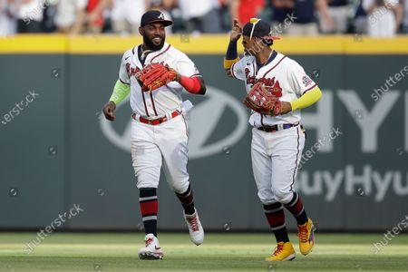 Editorial picture of Pirates Braves Baseball, Atlanta, United States - 22 May 2021