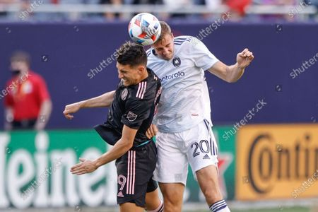 Editorial image of MLS Inter Miami Fire Soccer, Chicago, United States - 22 May 2021