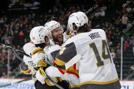 Editorial image of Golden Knights Wild Hockey, Saint Paul, United States - 22 May 2021