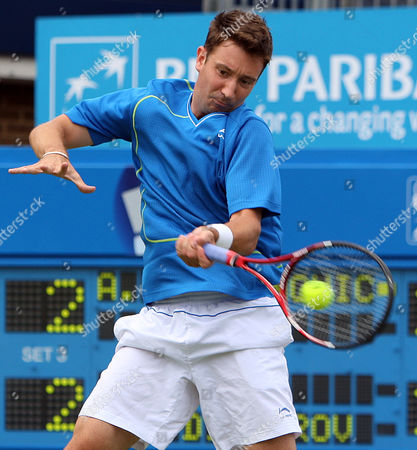 Stock Photo of Alex Bogdanovic of Great Britain