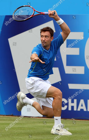 Alex Bogdanovic of Great Britain