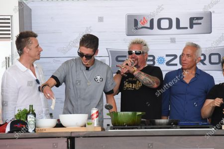 Editorial photo of South Beach Wine and Food Festival, Miami Beach, Florida, USA - 22 May 2021