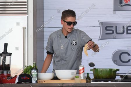Editorial image of South Beach Wine and Food Festival, Miami Beach, Florida, USA - 22 May 2021