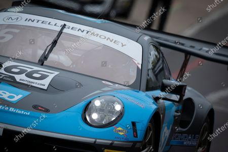 Nick Jones & Scott Malvern, Porsche 911 GT3 R, Team Parker Racing during Round 1 of the British GT Championship at Brands Hatch Circuit on 23rd May 2021