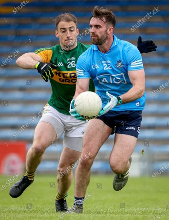 Editorial picture of Allianz Football League Division 1 South, Semple Stadium, Thurles, Tipperary - 23 May 2021