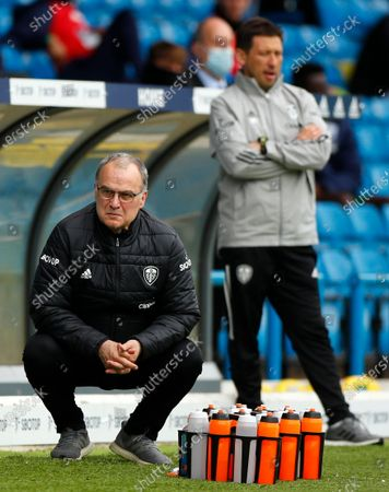 Editorial image of Soccer Premier League, Leeds, United Kingdom - 23 May 2021