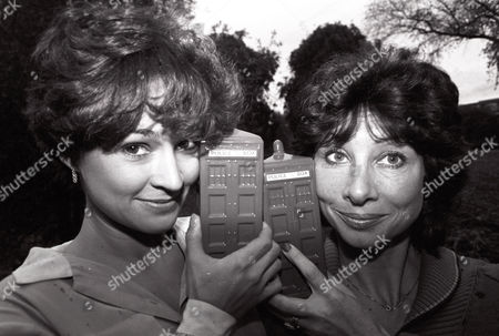 Doctor Who - Janet Fielding and Carole Ann Ford